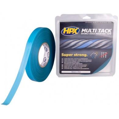 HPX Dubbelzijdig Tape 19mm x 25 meter