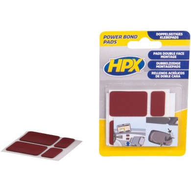 HPX Power Bond Dubbelzijdige Acryltape Pads