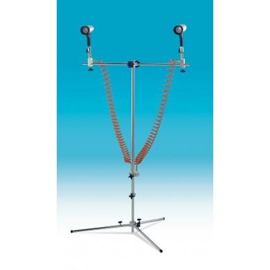Hydro-Master Venturi systeem op statief dubbel