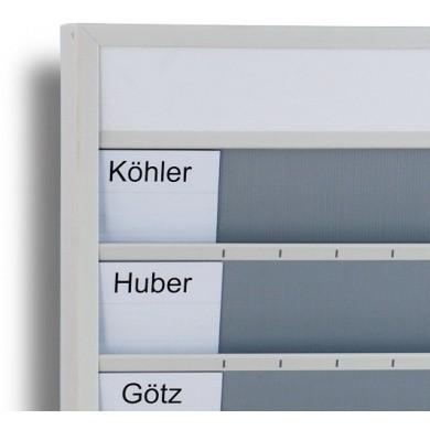 Indexkaarten voor werkorder planbord per 20 stuks