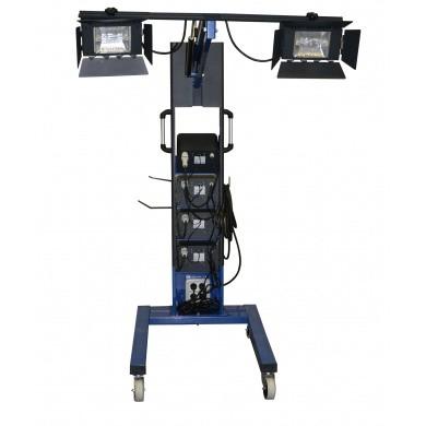 INP UV-A Trocknungsstrahler mit Standard 800 Watt
