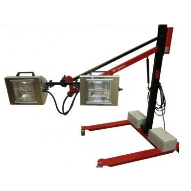 IRT Ultraviolet Droogstraler UVA2-PREPCURE 2000 Watt