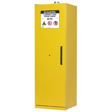 Storage- and Safety Cabinet for Flammable Liquids - 1 Door