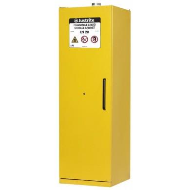 Vorratsschrank und Sicherungsschrank zur Aufbewahrung Brennbarer Flüssigkeiten 1-Türig