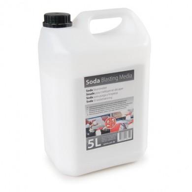 JWL Sodablasting Refill Mineral 5 liter