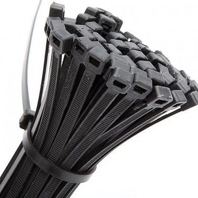 Kabelbinders zwart