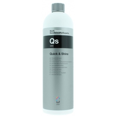 Koch Chemie Quick & Shine - Detailing Spray