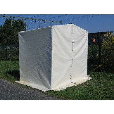 Welding Tents - House Model