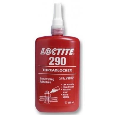 LOCTITE 290 Schroefdraadborgmiddel Groen 250ml - met indringing