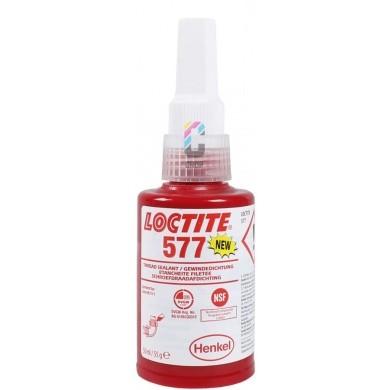 LOCTITE 577 Schroefdraadafdichtingsmiddel Geel 50ml - Medium sterkte