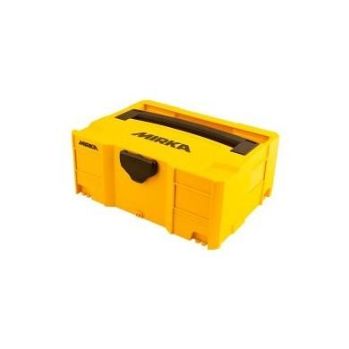 Losse koffer met inleg voor MIRKA CEROS of DEROS Schuurmachine