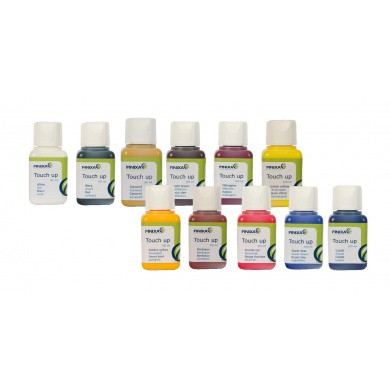 FINIXA Waterbased Touch up colours for leather repair 100ml