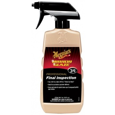 Meguiar's Mirror Glaze Final Inspection Spray