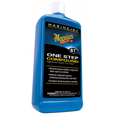 Meguiar's Marine One Step Compound - Polijstmiddel