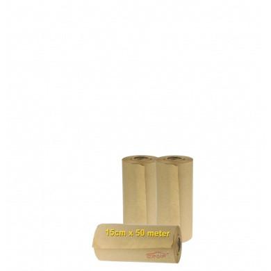 Masking Paper Super Brown - 15cm, Mini Roll