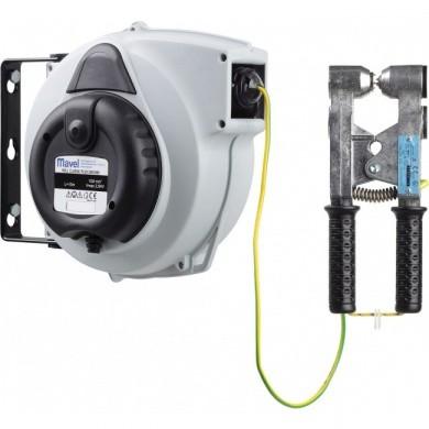 MAVEL Classic Plus Automatic Current Reel - 10 metre, 3 x 1,5 mm², 230 volt