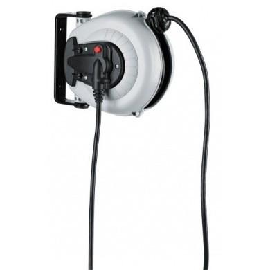 MAVEL Minor Automatic Current Reel - 5+1 metre, 3 x 1,5 mm², 230 volt