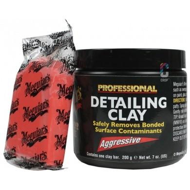 Meguiar's Detailing Clay Aggressive  - Rood