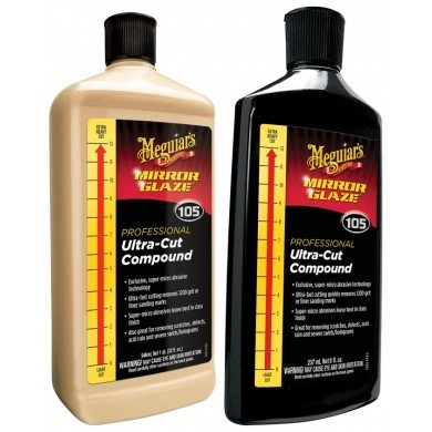 Meguiar's Mirror Glaze Ultra Cut Compound