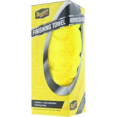 MEGUIAR'S Finishing Towel - Mikrofasertuch