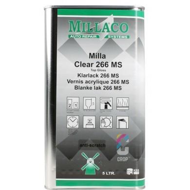 MIPA / MILLACO 266 Scratch Resistant 2K Clear Coat 5 liter