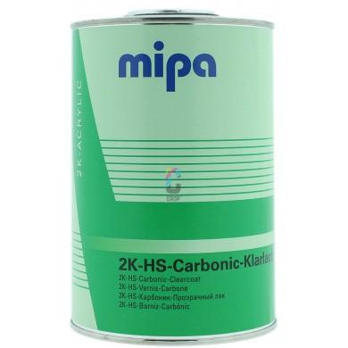 MIPA 2K HS Carbonic Blanke Lak - Hoogglans