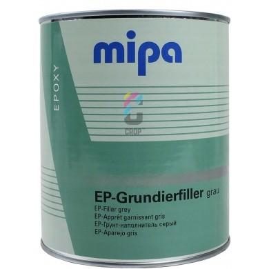 MIPA 2K EP Primer Filler Grey - 1 Litre