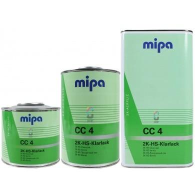 MIPA CC4 2K VOC Blanke Lak in blik
