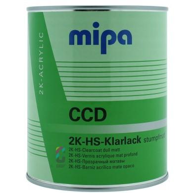 MIPA CCD 2K Blanke Lak EXTRA MAT