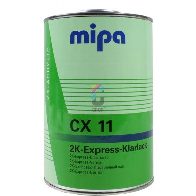MIPA CX11 2K Air Dry Clear Coat - 1 liter
