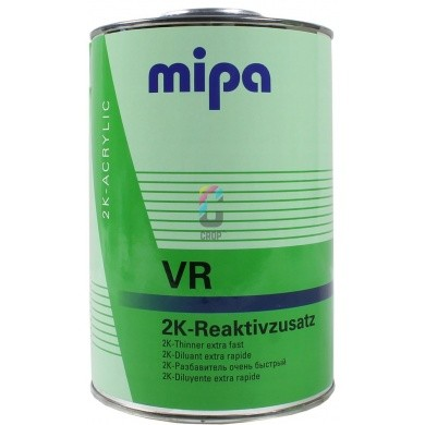 MIPA 2K Power Booster - Drying Accelerato
