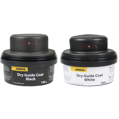 MIRKA Dry Guide Coat Controle Powder