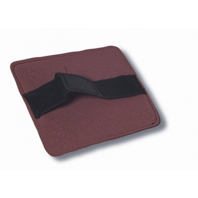 MIRKA Soft Sanding- and Hand Pad with Elasticated Velcro - 140x115mm