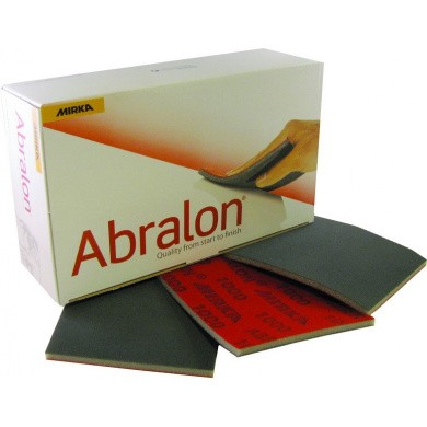 MIRKA Abralon Handpads 115x140mm