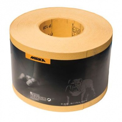 MIRKA Gold 115mm x 50 meter