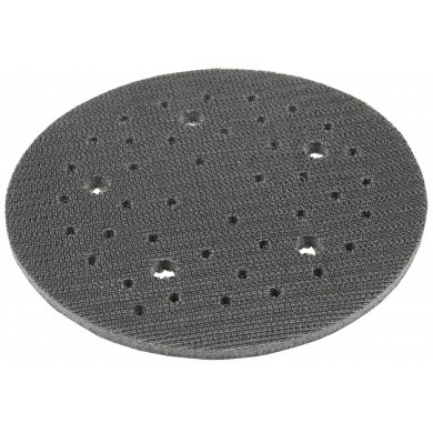 MIRKA Interface pads 125mm Velcro met 44 gaten - 5 stuks