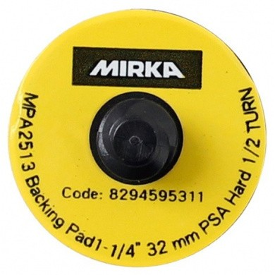 MIRKA Quick Lock Steunpad 32mm
