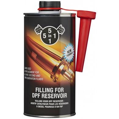 5in1 Filling for DPF Reservoir - Vulling voor DPF reservoir
