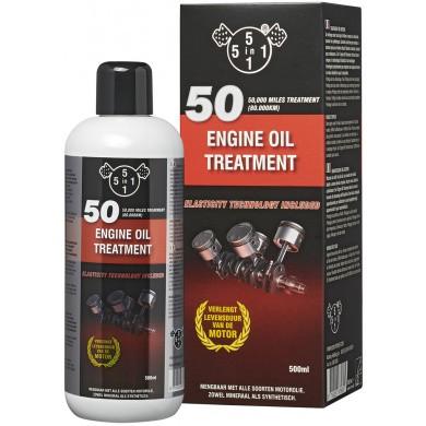 5in1 Engine Oil Treatment - Olietoevoeging