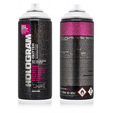 Montana Hologram Glitter Effect
