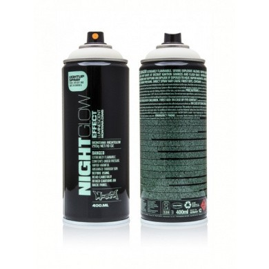 Montana BLACK Spuitbussen 400ml