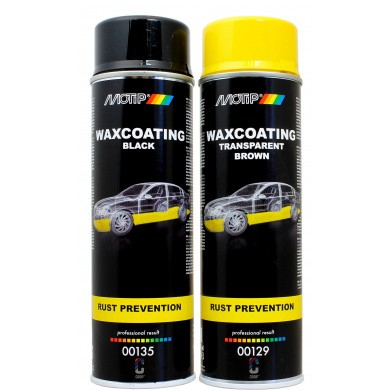 MoTip Anti-Roest Waxcoating in Spuitbus 500ml