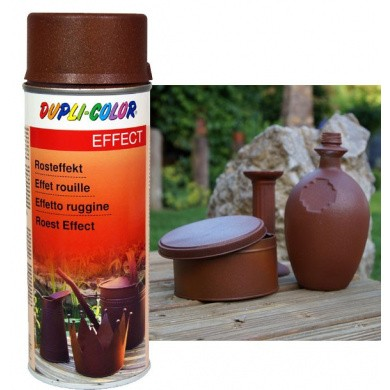 MOTIP DUPLI-COLOR Rust Effect Spray in 400ml Aerosol