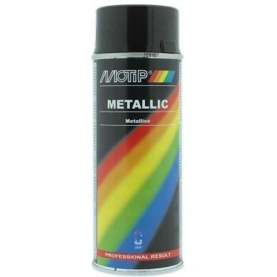 MoTip Metallic Bruin spuitbus 400ml