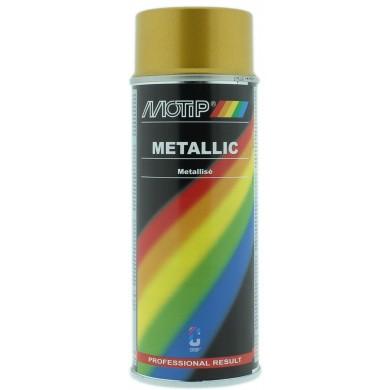MoTip Metallic Goud spuitbus 400ml