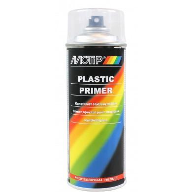 MoTip Plastic Primer in Spuitbus 400ml