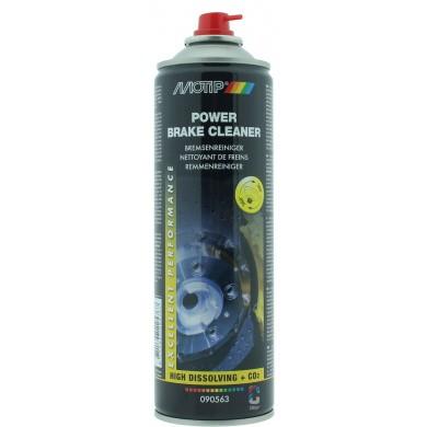 MoTip Power Brake Cleaner spuitbus - Remmenreiniger