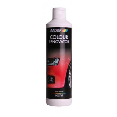 MoTip Car Care Black Colour Renovator 500ml
