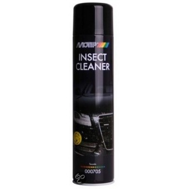 MOTIP Car Care Black Insect Cleaner in 600ml Aerosol