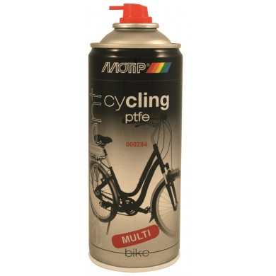 MOTIP Cycling PTFE-Spray in 400ml Aerosol